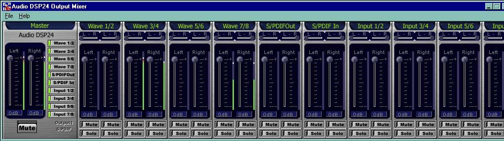 ST Audio Central DSP24 Value EWDM Treiber Windows 10