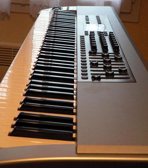 test du keystation pro 88 de m audio du marteau au prix des clous audiofanzine. Black Bedroom Furniture Sets. Home Design Ideas