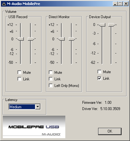 m audio fast track pro manual