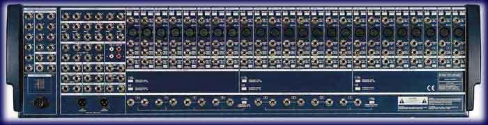 Test de la behringer mx8000 test de la behringer mx8000 - Table de mixage en ligne gratuit ...