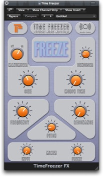 Time Freezer Plug-in