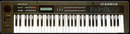 Roland Juno 2